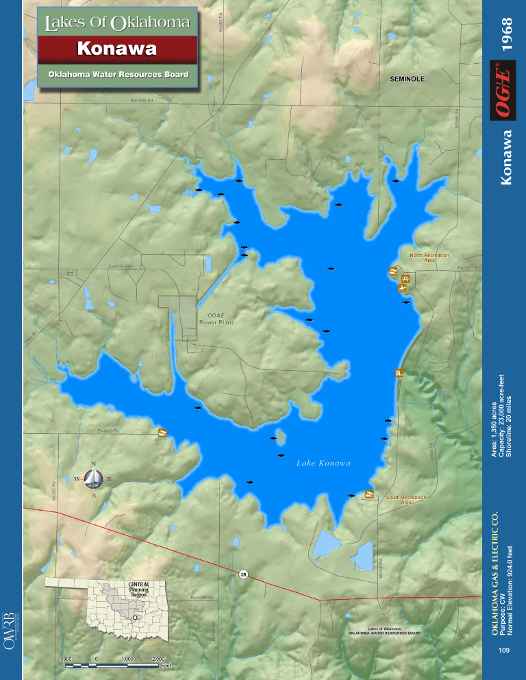 Broken Bow Lake Map Topo Pictures To Pin On Pinterest