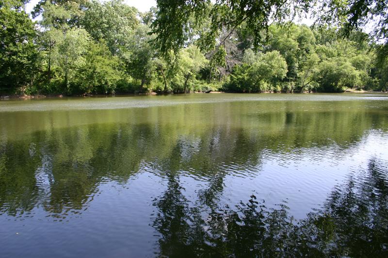 Upper Mountain Fork River Oklahoma
