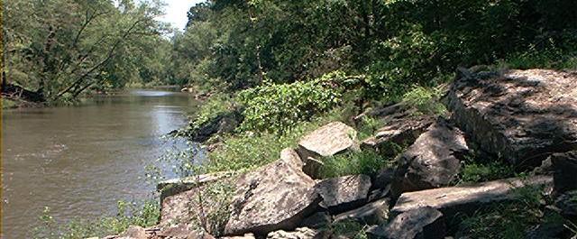 Kiamichi River