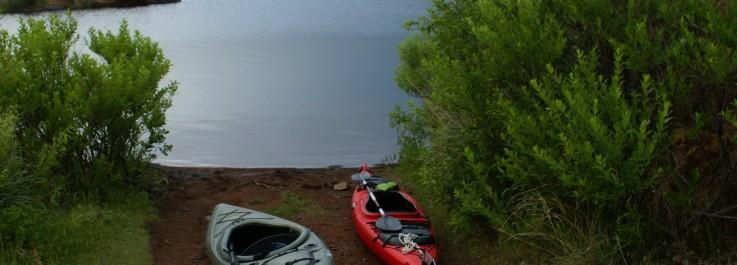 Quanah Parker Lake